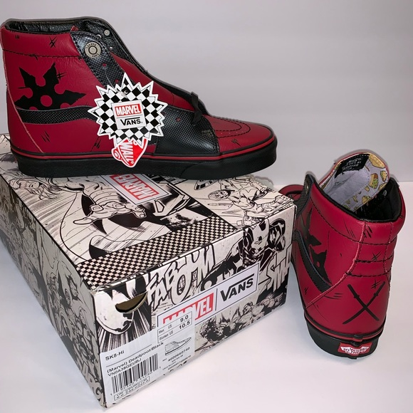 limited edition of vans